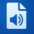 Audio documents app icon